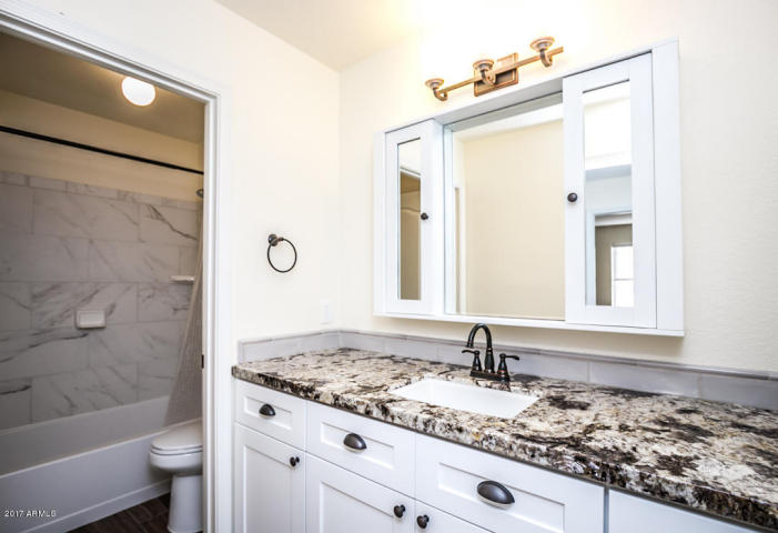 Bathroom White Cabinets