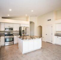 Beautiful white cabinet kitchen